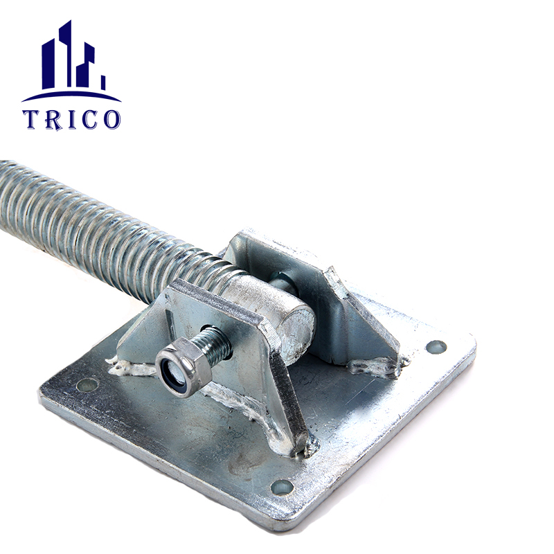 Steel Prop Swivel Jack Base