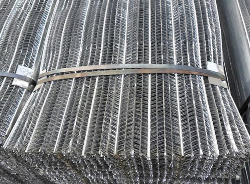 Hot Dip Galvanized Formwork Steel Mesh Rib Lath