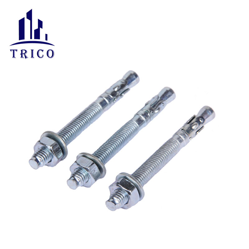 Steel Expansion Wedge Anchor