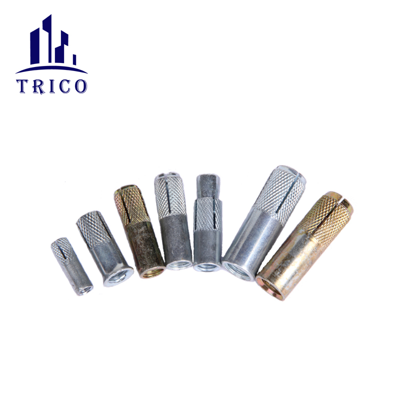 Carbon Steel Drop in Anchor Bolts
