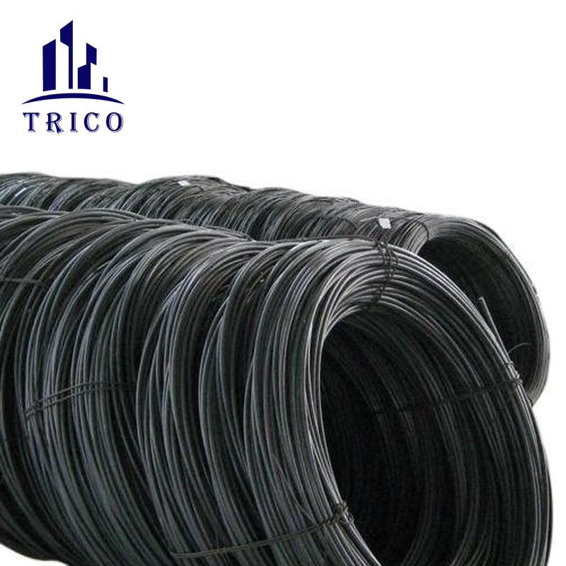 Factory Black Annealed Binding Wire