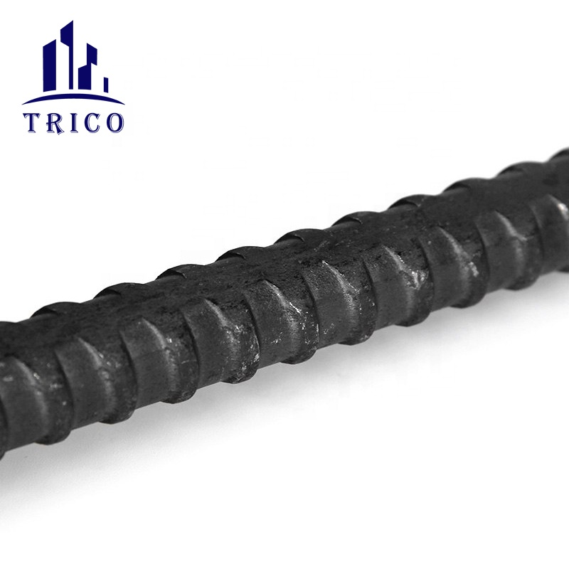 Hot Rolled Tie Rod Formwork Tie Rod Building Material