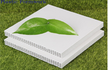 The Role Of Plastic Hollow Board In Greenhouse Cultivation
