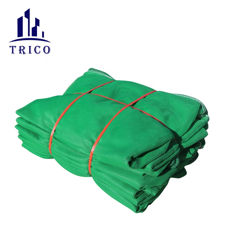 Scaffolding HDPE Green Safety Net