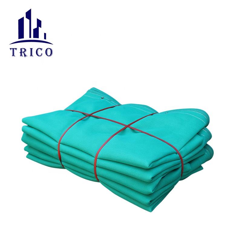 Scaffolding HDPE Green Safety Net