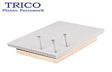 Several Important Advantages of Plastic Building Formwork