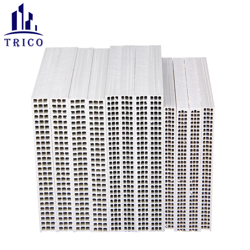 12mm 15mm 18mm Construction Wall Hollow Plastic Formwork to Replace Plywood