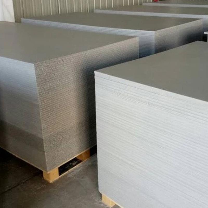 Popular hollow 4*8ft plastic formwork sheet for concrete formwork