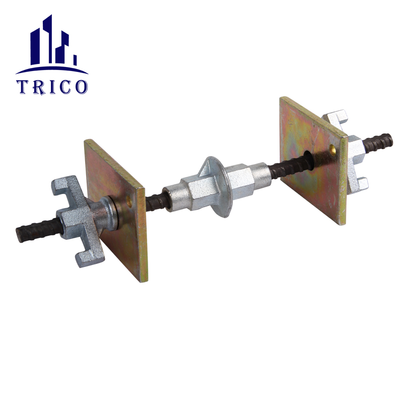 Building Material Hot Rolled Tie Rod Formwork Tie Rod