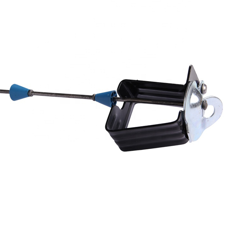 Concrete Forming Snap Tie and Jahn A/C Bracket