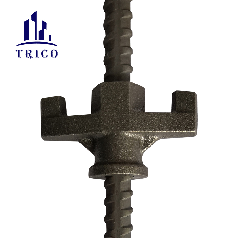 Formwork Accessories Wing Nut for Steel Tie Rod
