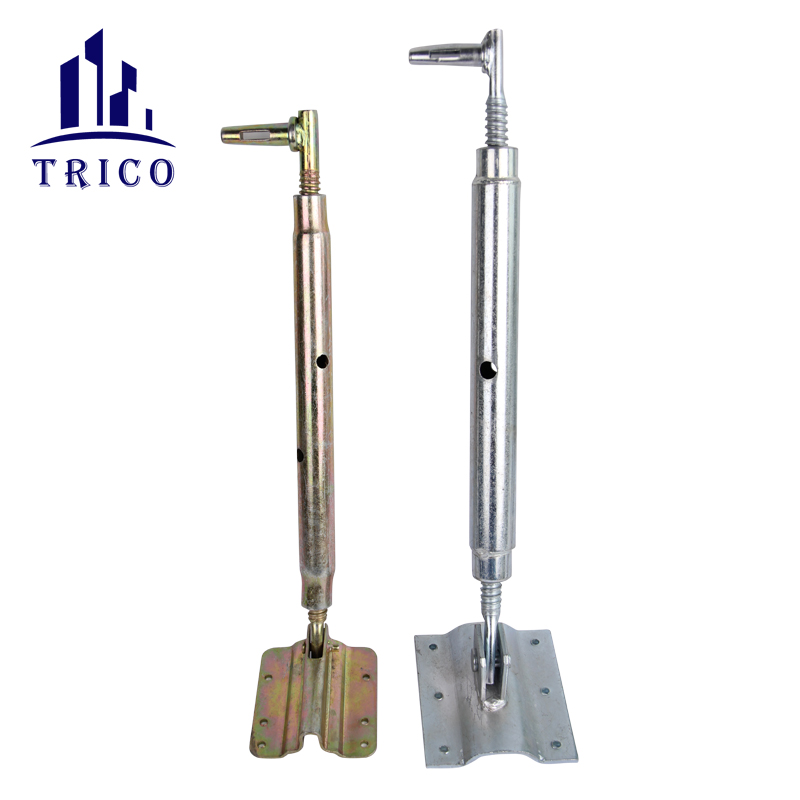 Aluminum Formwork Steel Turnbuckle for Formwork Supporting