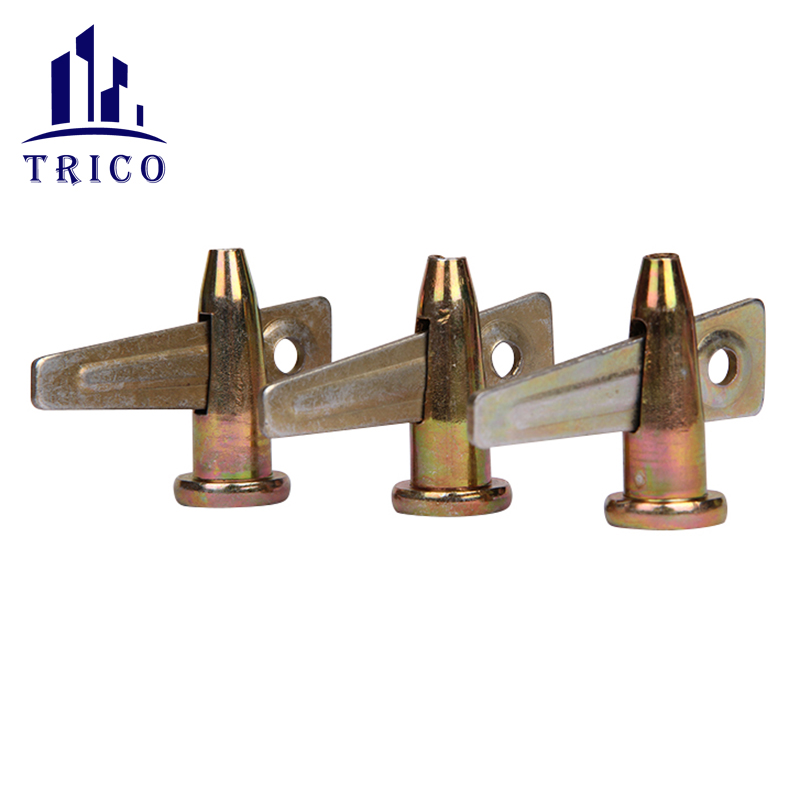 Aluminum Forming System Round Head Pin Long Pin and Wedge
