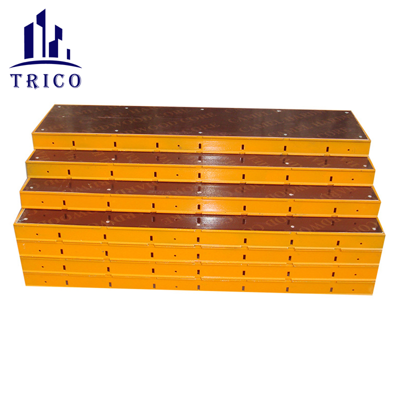 Steel Frame Plywood Forming Euro Form Panel
