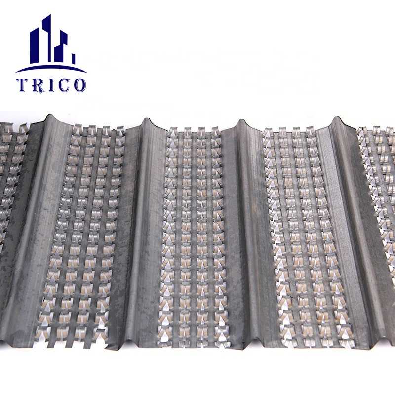 Building Material Expanded Metal High Rib Lath