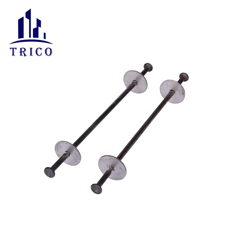 Concrete Ply Forming Accessories Snap Tie with Steel Washer