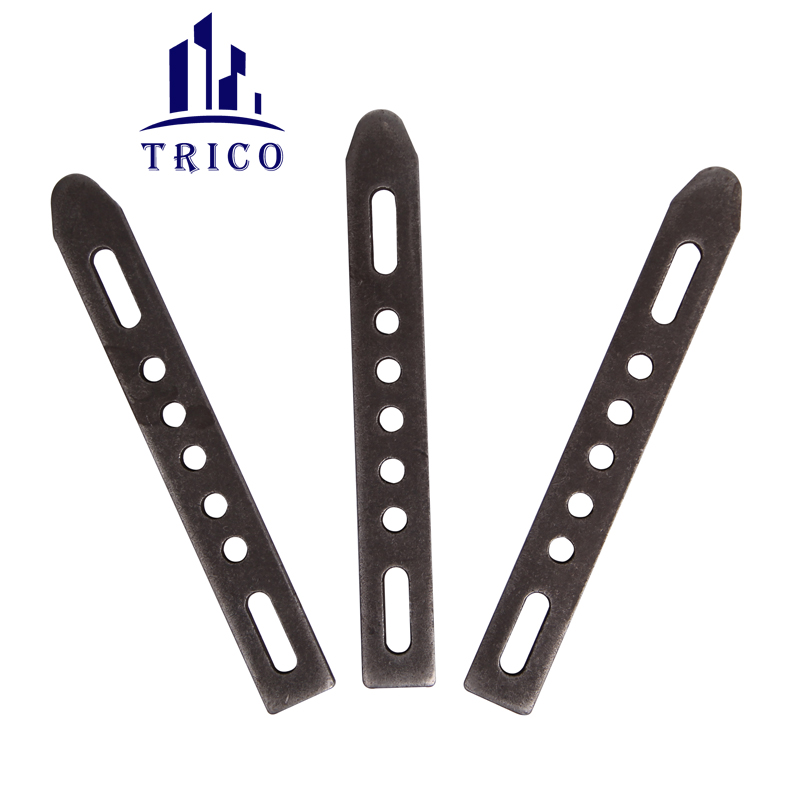 Steel Plywood Forming Accessories X Flat Tie and Wedge Bolt