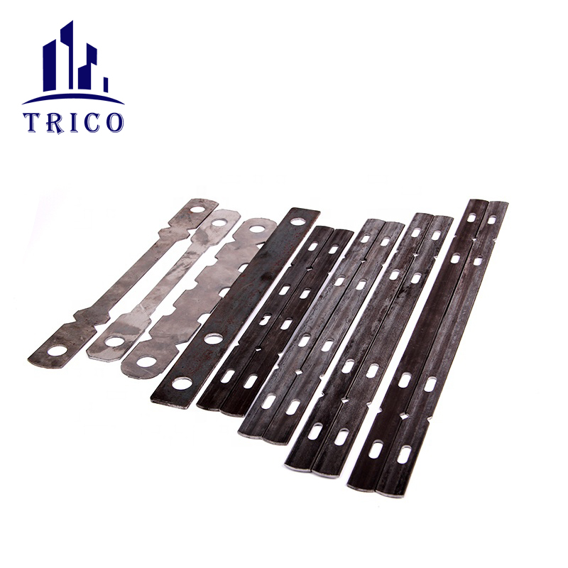 Steel Plywood Forming System X Flat Tie and Wedge Bolt