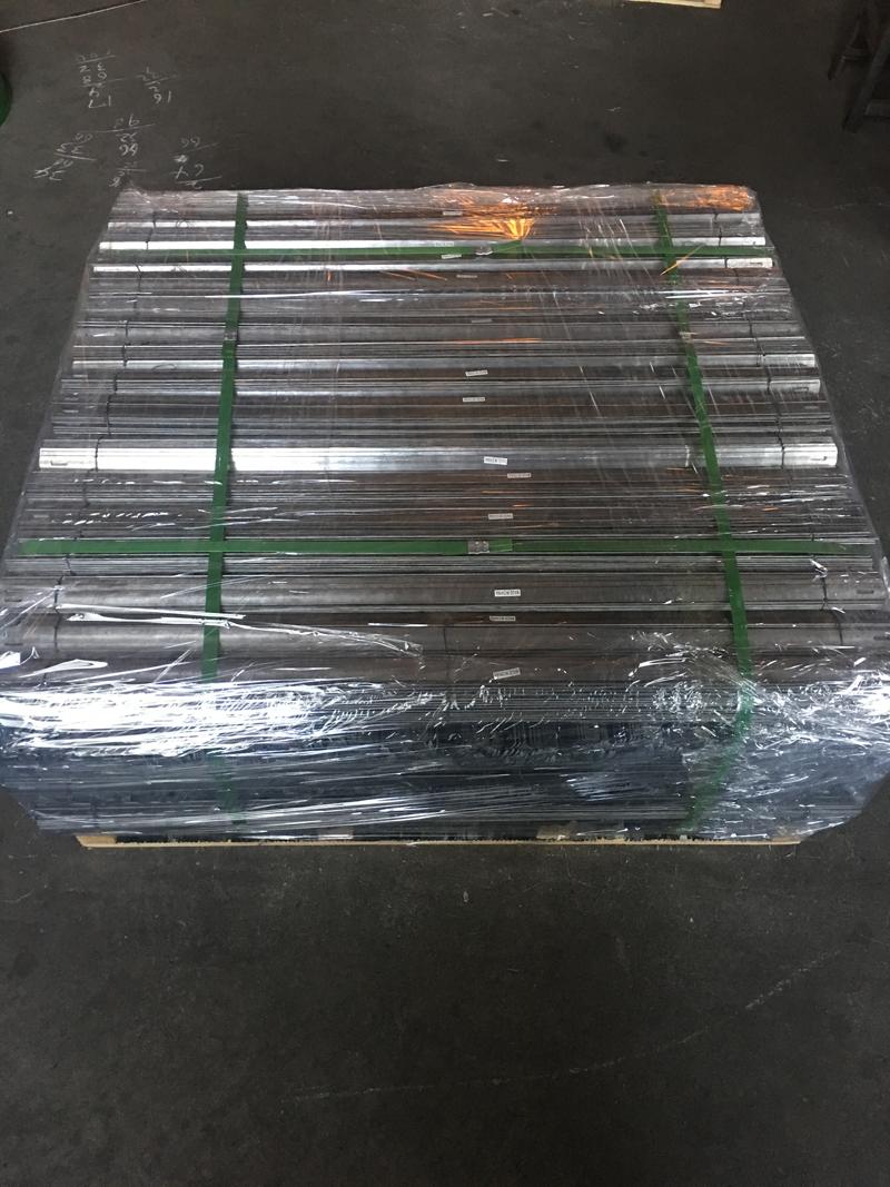 Korea Formwork Wedge Standard Wedge Bolt Hebei Concrete Form Flat Tie