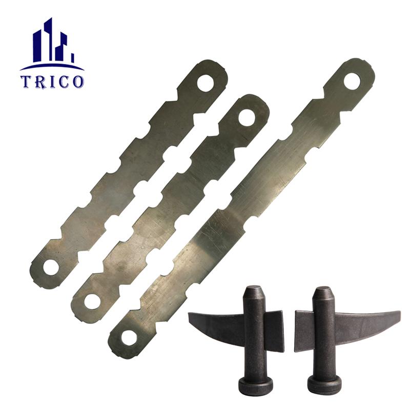 American Wall Tie Steel Plywood Form Tie X Flat Tie Aluminum Form Tie
