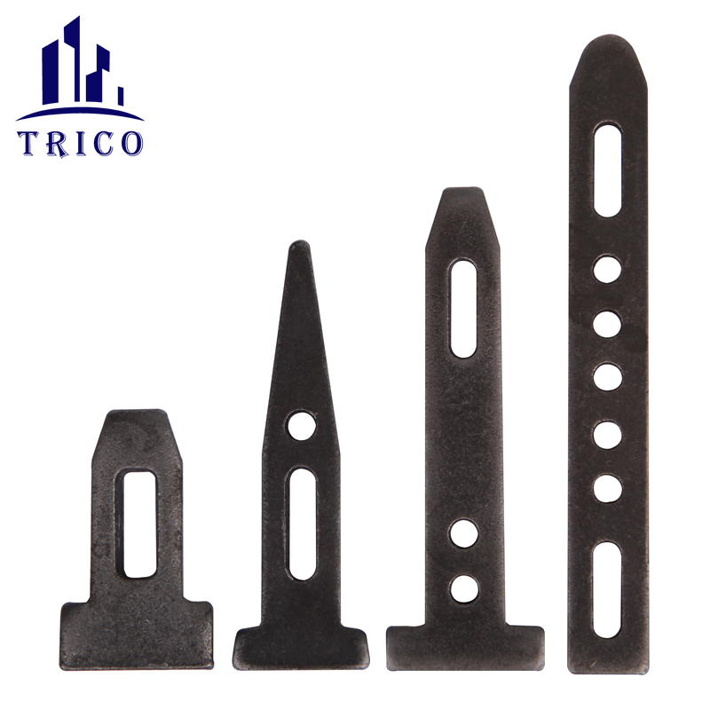 Steel Plywood Standard Wedge Bolt for X Flat Tie