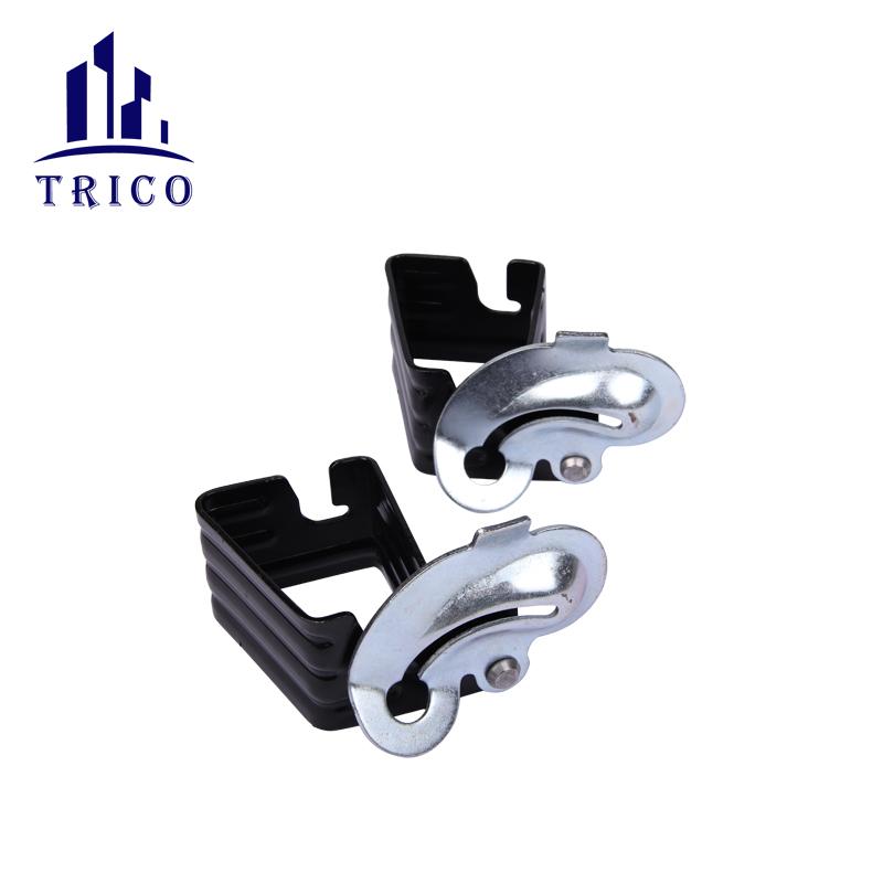 Steel Plywood Forming System Snap Tie Wedge and Jahn A/C Bracket