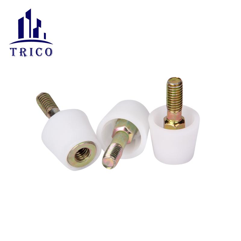 Concrete Formwork Accessories Plastic B Cone for Form Tie System