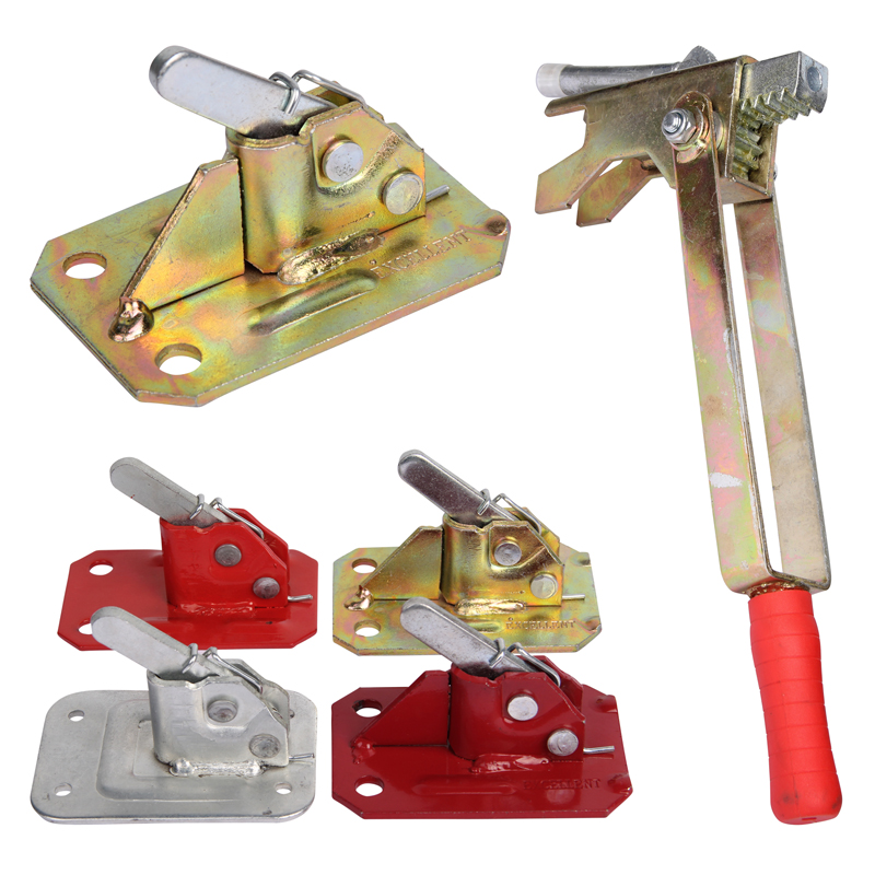 Construction Casted Spring Clamp Formwork Rapid Clamp Tensioner