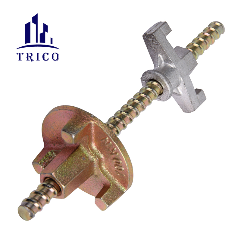 Construction Casting Formwork Tie Rod Anchor Nut