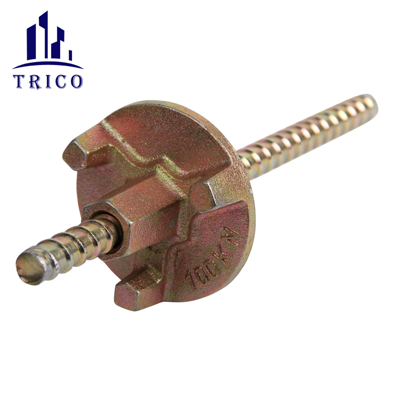 Construction Casting Formwork Tie Rod Anchor Nut