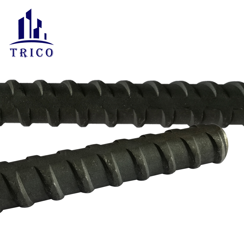 High Tensile Tie Bar Tie Rod System Z Bar System for Construction Formwork