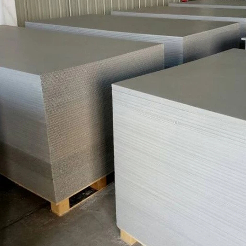 China Hebei Trico New Hollow Plastic Formwork Plate for Building Concrete