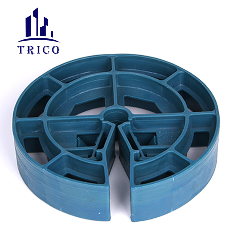 Concrete Plastic Wheel Spacer