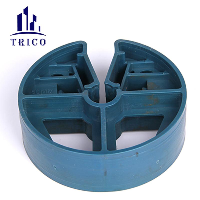 Concrete Plastic Wheel Spacer