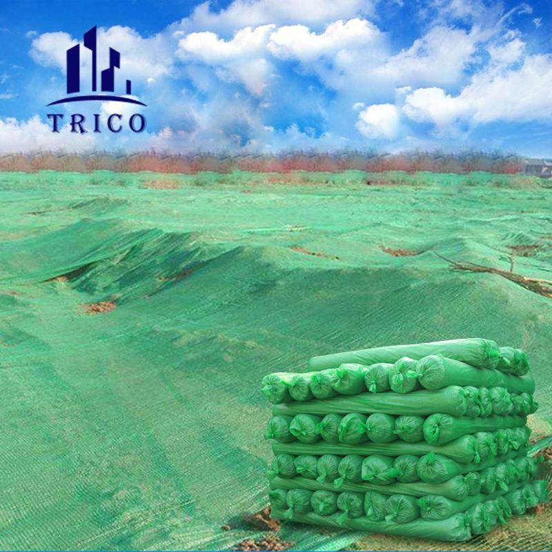Construction Polyethylene Green Shading Net Cover soil net dust-proof net Mesh Sun Shade Netting