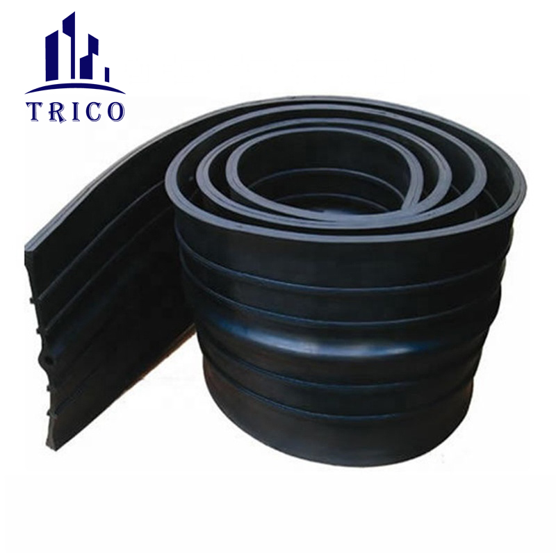 Building Material Rubber  Water Stop for Construction Connection