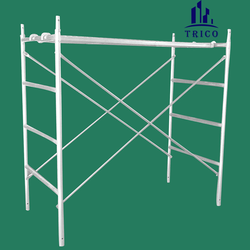 Ladder Frame Scaffolding