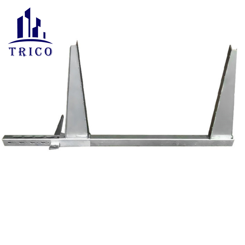 Adjustable Formwork Clamp With Wedge For Concrete Column