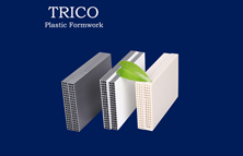 What are the advantages Comparison of hollow plastic and solid PVC foamed  plastic formwork?