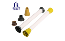 Plastic Spacers for Concrete Construction