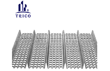 Construction Hy-Ribbed Formwork sheet is much convenient for engineering