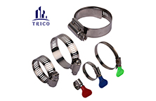 New Launching Stainless Steel and Carbon Steel Hose Clamp