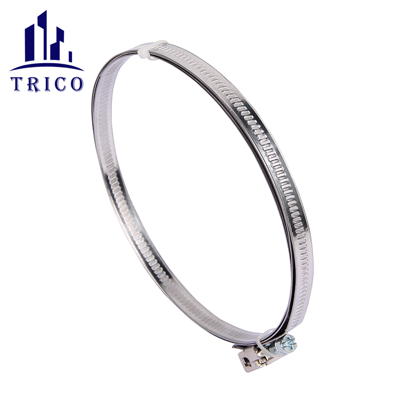 W4 Stainless Steel Quick Release Lock Install Pipe ClampRelease Hose Clamp