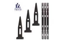 Different Flat Ties Supplied from Hebei TRICO